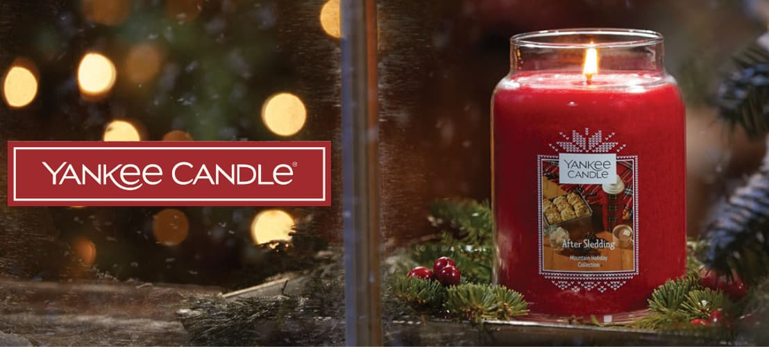 Get inspired - Yankee Candle